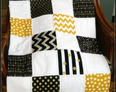 Life Journeys Signature Quilt Series,  wedding, anniversary, multi-functions  GILDED PROMISE