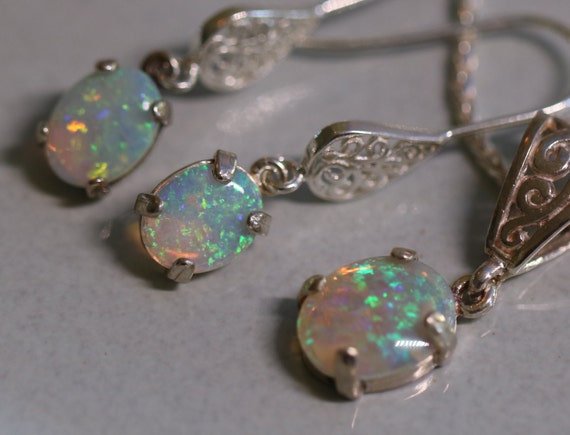october birthstone jewelry opal month monthly birthstones