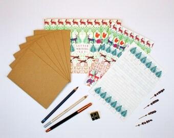 Letter Writing Set - Allegretto Animals