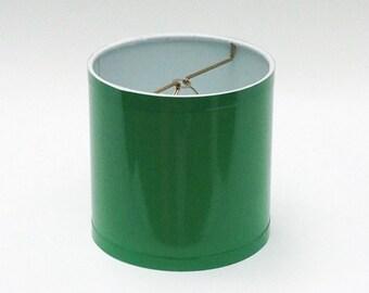 High Gloss Kelly Green Lamp Shades