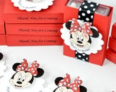 Minnie Mouse Tic Tac Covers