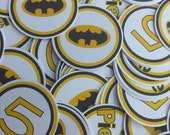 Batman - Table Confetti