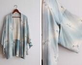 Vintage Hioki Kimono