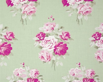 68075  Tanya Whelan Slipper Roses collection Slipper rose in green  PWTW084 -  1  yard