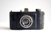 vintage ferrania italian f.1:9 camera 1953