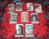Tarot by Erajia - 9 Card Relationship Question Spread - A private reading just for you!