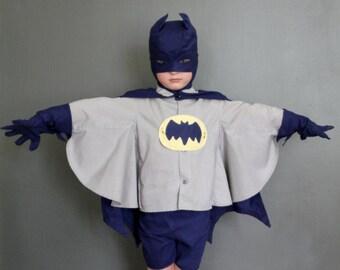 BOOM!!! POW!!!! Dynamic Duo Batman & Robin costumes