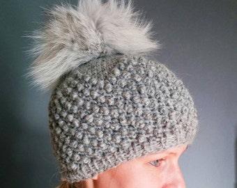 Handmade Icelandic Wool hat