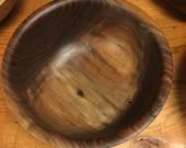 145 DOLLAR TN Black Walnut Bowl Sipped!