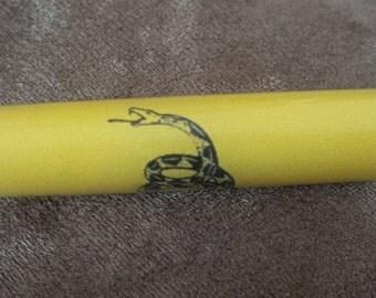 Don't tread on me pen blanks sierra or bolt action