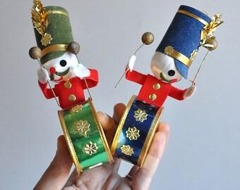 Drummer Ornaments or Drum Set - Japan - Choice