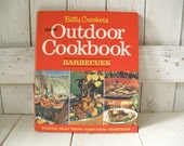 Vintage cookbook Betty Crocker Outdoor Cookbook Barbecues recipes 1967