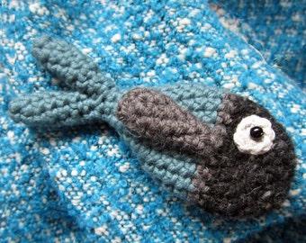 Silly Fishy Brooch