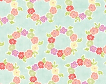 Aloha girl cotton fabric by Fig Tree in Co for Moda fabric 20245 13