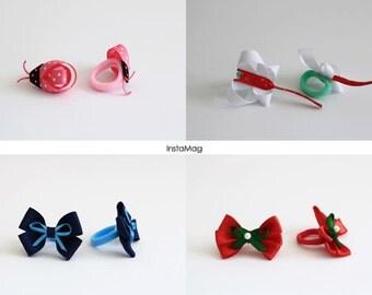 Hair ties for kids