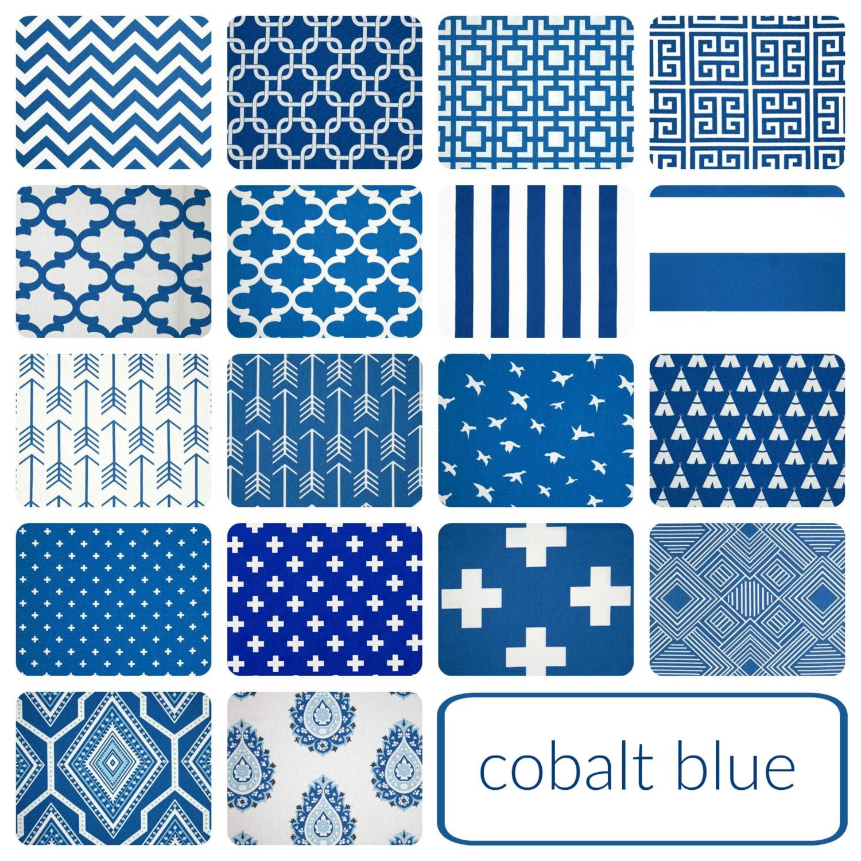 Cobalt Blue Drapery Panels 25 And 50 Width 63 84 90 96 108