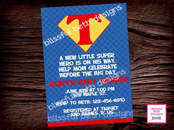 superman baby shower superman baby shower invitation supergirl
