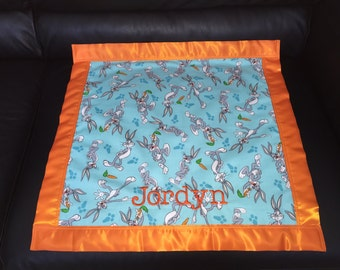 Bugs Bunny Cotton/Fleece Blanket 22x22
