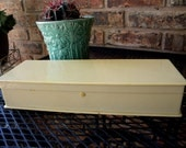 Celluloid glove box early 20th century vintage flappers glove box