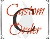Custom order - Mandy Liang