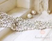 Bridal Sash Wedding Sash Bridal Belt Wedding Belt Rhinestone Sash Crystal Sash Bridal Accessories Wedding Accessories