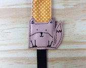 Free shipping!!DSLR Camera strap---Animal style---Fox