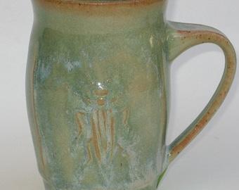 Beetle Design Mug