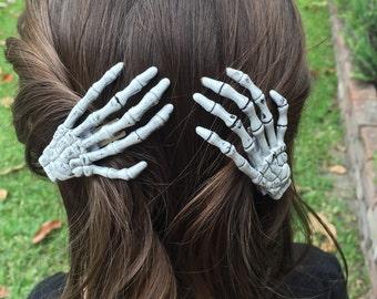 1 Hand hair clip