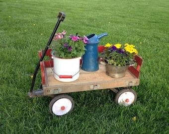Vintage wagon • vintage wagon bench