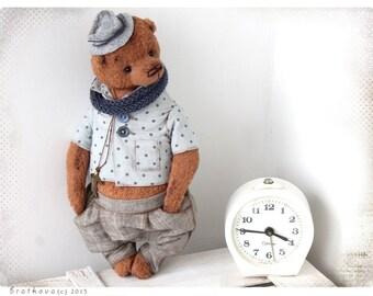 Artist Teddy Bear Styepa) 11 inch OOAK