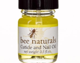 Cuticle and Nail Oil
