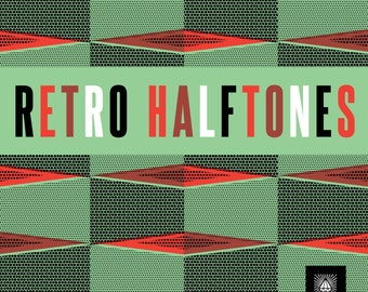 Vector Retro Halftone Patterns