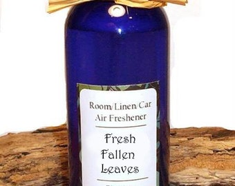 FRESH FALLEN LEAVES - Linen / Car / Room Spray - 4 oz