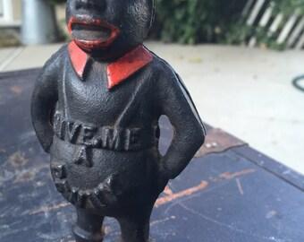Black Americana Bank Man
