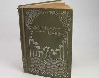 Antique Book-Uncle Tom's Cabin