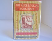 First Edition, The Alice B. Toklas Cook Book, Vintage, 1954
