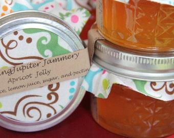 Apricot Jelly - 4oz