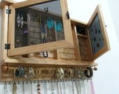 Choose your own colors jewelry display jewelry box