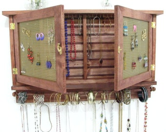 Ready to go home with you Earring holder jewelry box
