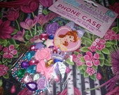 SALE! iPhone 5/5s Princess Belle Beauty and The Beast Kawaii Decoden Phone Case