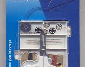 Mini Travel Sewing Kit - Needles Pins Scissors Buttons - Prym 651255 - Sew Gift