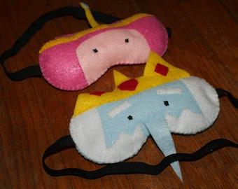 Adventure Time Sleep Mask
