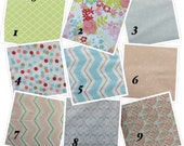 FREE SHIPPING*** Crib Bedding,  CUSTOM, Crib Blanket, Crib Skirt, and Fitted Sheet- You Choose the Fabric