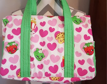 Shopkins Duffel Bag