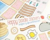 Breakfast Kit Planner Stickers-0009