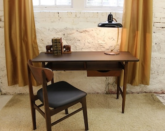 Mid Century Modern small desk or console table