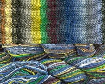 SALE 43% OFF  Shiraito #38 Fingering yarn by Noro Cashmere-Angora Blend  1x50g/1.762oz