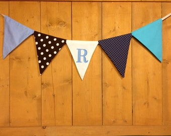 Custom Design Fabric Bunting Banner Decor Photo Prop
