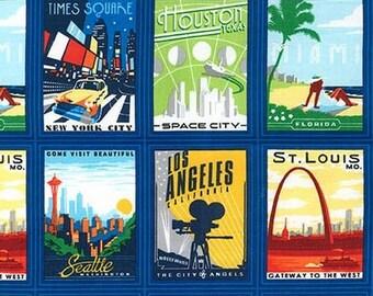 Kaufman - Explore America - Cities