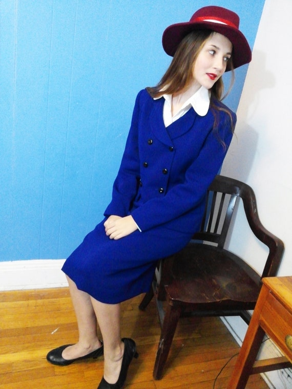 Agent carter blue suit cosplay